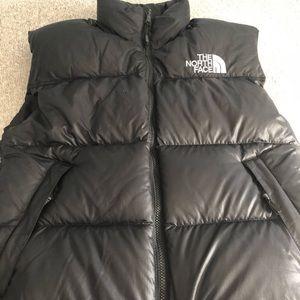 Women's north face nuptse vest